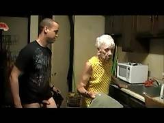 The Cougar Champion visits 89 year old Granny Marg in the nursing home Then they sneak into the basement for a quickie  At 89 Granny Marg showshow flexible she is while getting fucked in various positions and squirting  Support your local nursing home