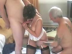 For My 319th Movie The Third Part Of A  Nice Long Hardcore Of A Site Members Threesome Party I Had A Week Ago Sucking Hard Cock While I Guy Buries His Tongue In My Asshole Is Something I Just Love Happening To Me This You Will Love Watching  So  Get YOUR