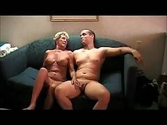 76 Year old Granny Shirley and the Cougar Champion have a rightous fuck after church  In this 6 part video Granny Shirley deep throatsGranny Shirley barking while getting fucked doggy style Granny Shirley moaning and screaming alot and finally Granny Shir
