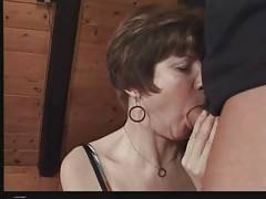 Nasty Lady Rosamund Enjoys Hard Dick 1